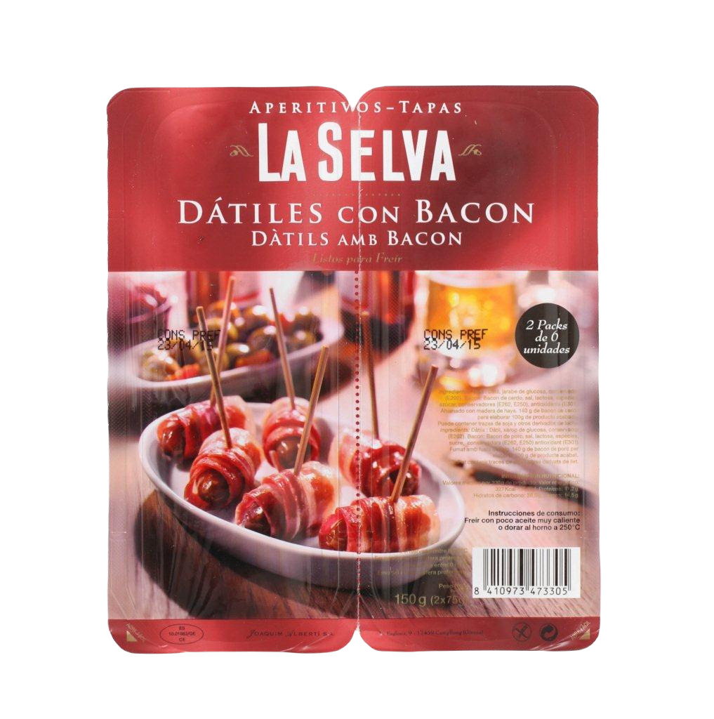 Dadels Met Bacon