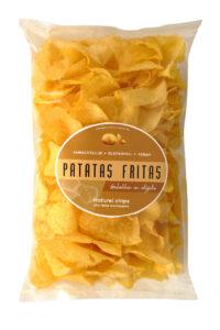 Patatas Fritas Naturel Chips Vrijstaand